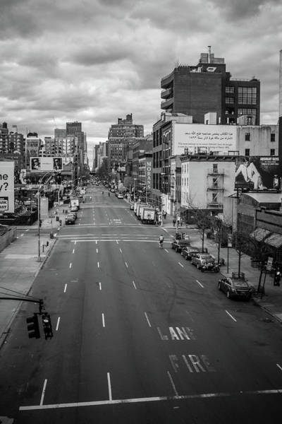 Photograph - 10th Avenue by Robert J Caputo