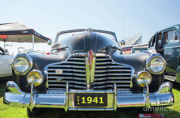 Photograph - 1941 Buick Convertible by Kevin McCarthy