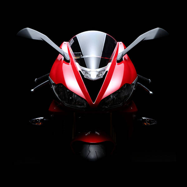 Photograph - 2013 Triumph Daytona 675 by Keith May