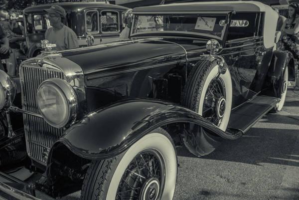 Photograph - '29 Stutz by Samuel M Purvis III