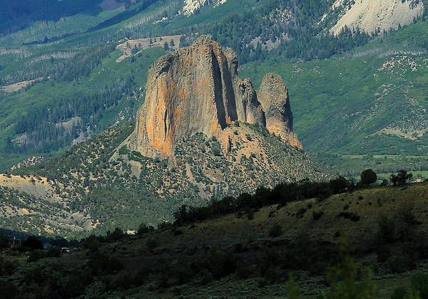 Photograph - 2d10394-e Needle Rock 6 by Ed Cooper Photography