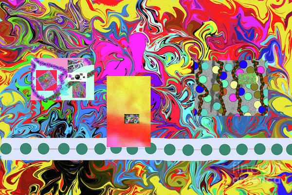 Wall Art - Digital Art - 7-6-2015babcdefghijklmnopqrtuvwxyzabcdefghij by Walter Paul Bebirian