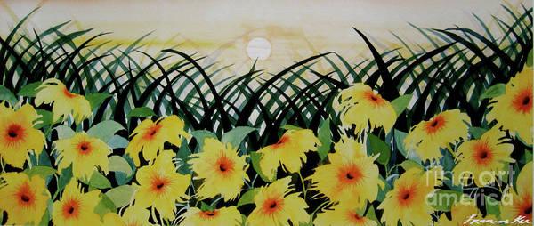 Painting - A Gentle Breeze by Frances Ku