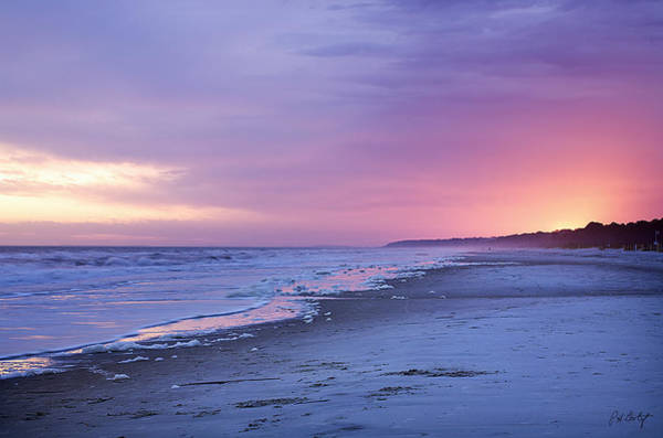 Hilton Head Island Photograph - A Night On The Beach Begins by Phill Doherty