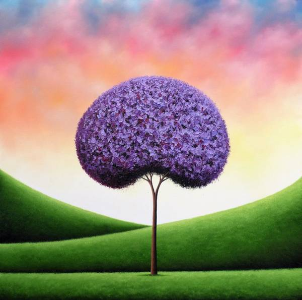 Wall Art - Painting - A Promise To Hold by Rachel Bingaman