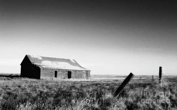 Photograph - Abandoned Barn by Scott Kemper