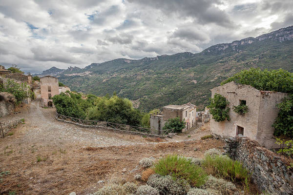 Photograph - Abandoned Country by Daniele Fanni