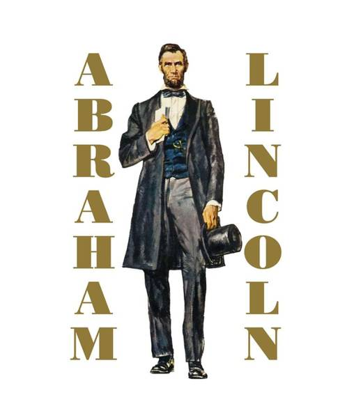 Us Civil War Digital Art - Abraham Lincoln by David Richardson