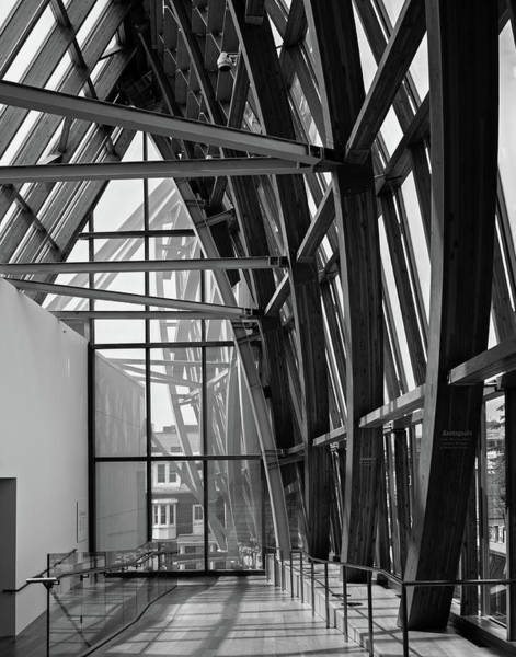Photograph - Abstract Architecture - Ago Toronto by Shankar Adiseshan