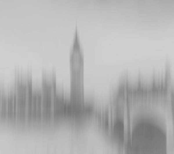 Wall Art - Photograph - Abstract Westminster by Martin Newman