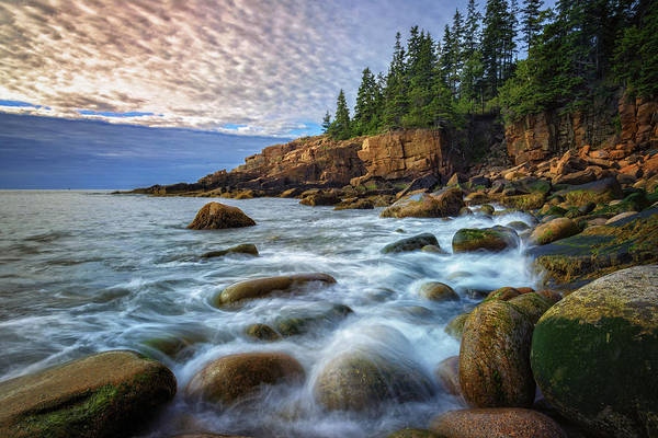 Berk Wall Art - Photograph - Acadia by Rick Berk