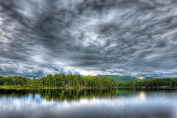 Photograph - Adirondack Serenity by David Patterson