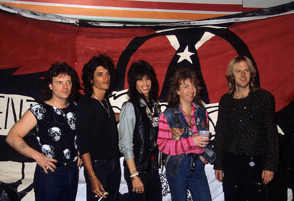 Photograph - Aerosmith by Rich Fuscia