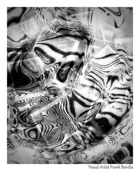 Digital Art - Africa by Visual Artist Frank Bonilla