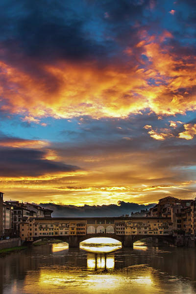 Wall Art - Photograph - After The Storm In Florence by Andrew Soundarajan