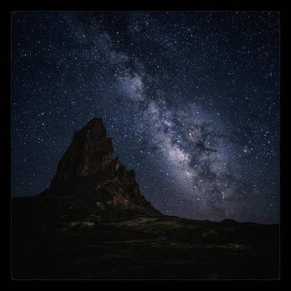 Wall Art - Photograph - Agathla Peak  by Robert Fawcett