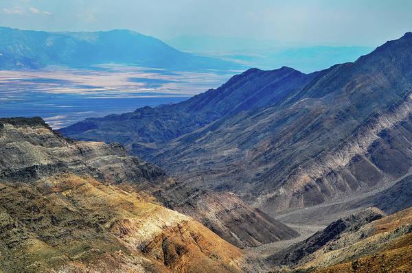 Photograph - Death Valley National Park Aguereberry Point by Kyle Hanson