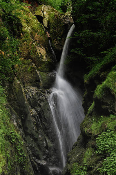 Aira Wall Art - Photograph - Aira Force Waterfall  by Martin Newman