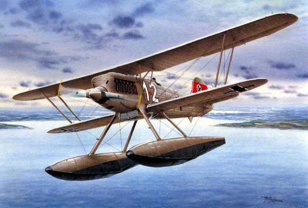 Digital Art - Aircraft by Maye Loeser