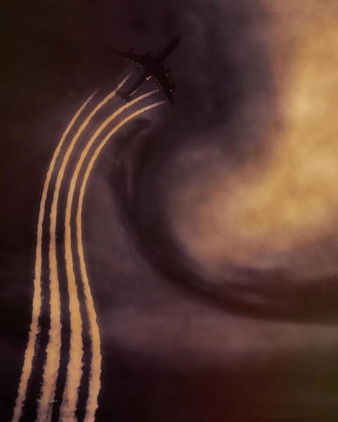 Photograph - Airplane by Bob Orsillo