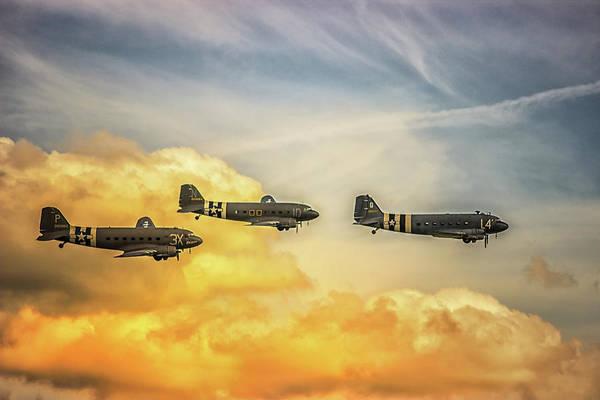 Wall Art - Photograph - Airshow by Martin Newman