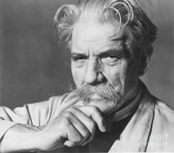 Photograph - Albert Schweitzer by Granger