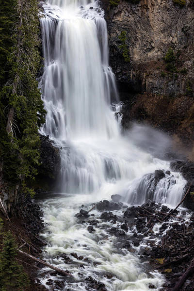 Photograph - Alexander Falls Whistler by Pierre Leclerc Photography