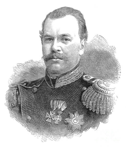 Epaulette Photograph - Alexander IIi (1845-1894) by Granger