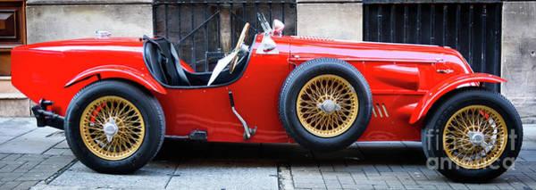 Photograph - Alfa Romeo by Colin Rayner