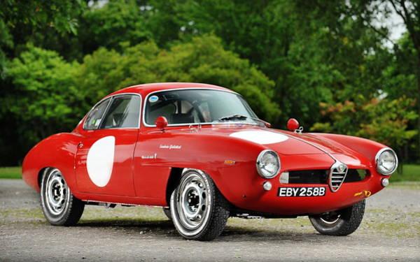 Alfa Romeo Photograph - Alfa Romeo by Jackie Russo