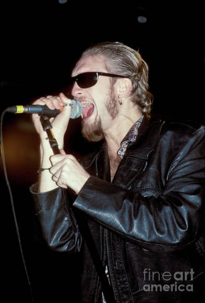 Layne Staley Wall Art - Photograph - Alice In Chains  Layne Staley by Concert Photos
