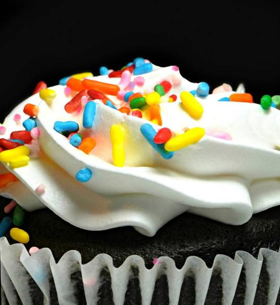 Wall Art - Photograph - All About The Frosting by Diana Angstadt