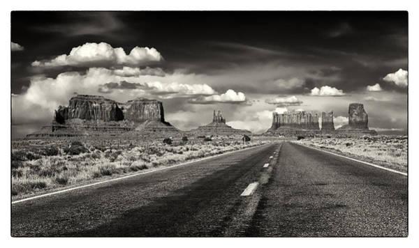 Wall Art - Photograph - American Highway by Robert Fawcett