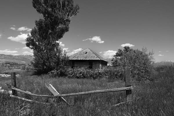Photograph - Americana Farm by Mark Smith