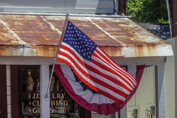 Wall Art - Photograph - Americana by Peter Tellone