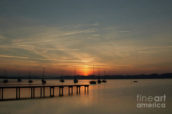 German Photograph - Ammersee by Smart Aviation