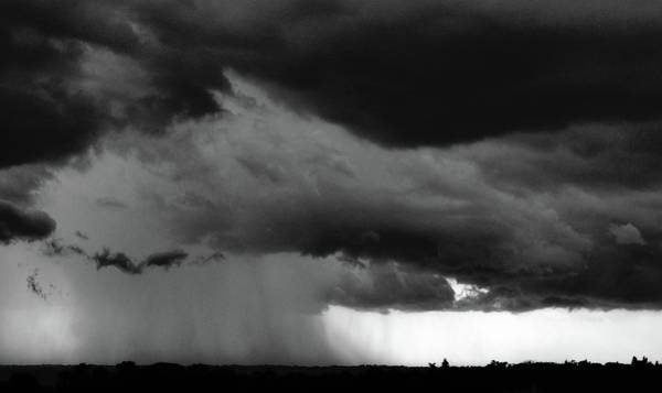 Photograph - Angry Sky by Richard Goldman