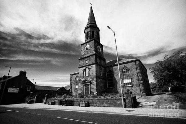 Church Of Scotland Wall Art - Photograph - Annan Church Of Scotland Old Parish Church Dumfries And Galloway Scotland Uk by Joe Fox