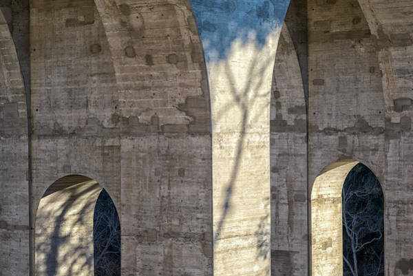 Cabrillo Photograph - Arches by Joseph S Giacalone