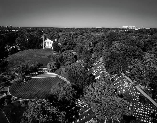Famous Cemeteries Photograph - Arlington Cemetery by Mountain Dreams