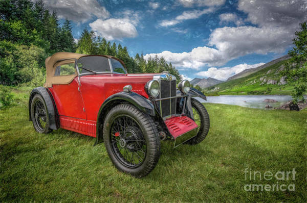 Wall Art - Photograph - Arriving In Style by Adrian Evans