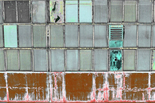 Photograph - Art Print Windows 15 by Harry Gruenert