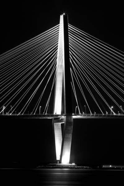 Arthur Ravenel Jr. Bridge  Art Print