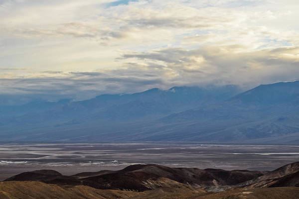 Photograph - Artist's Drive Sunset Death Valley by Kyle Hanson