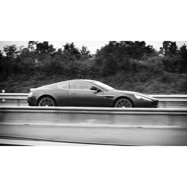 Aston Martin Photograph - #aston #martin #astonmartin #db9 by Sportscars OfBelgium