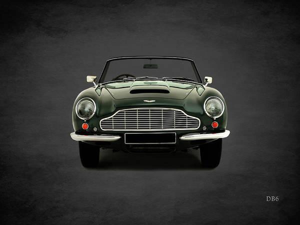 Martin Photograph - Aston Martin Db6 by Mark Rogan