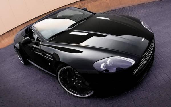 Aston Martin Photograph - Aston Martin by Jackie Russo