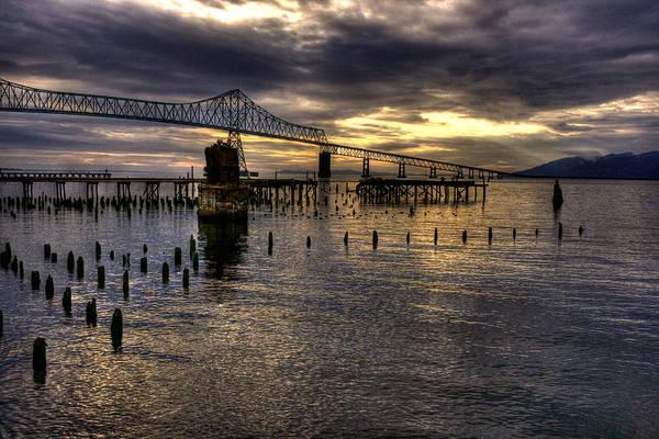 Photograph - Astoria-megler Bridge 5 by Lee Santa