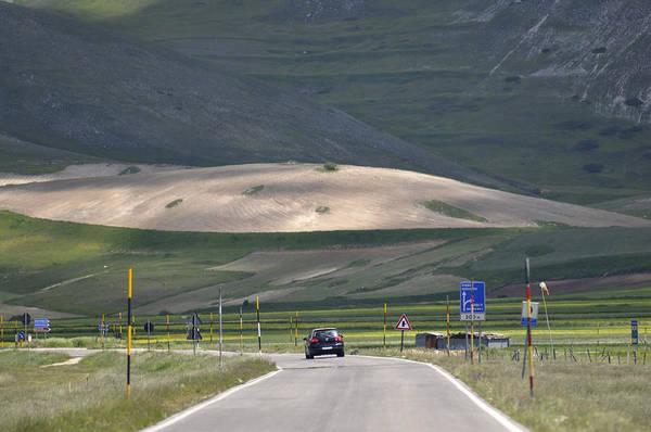 Photograph - Parko Nazionale Dei Monti Sibillini, Italy 11 by Dubi Roman