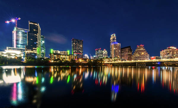 Photograph - Austin City Limits by Andy Crawford